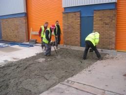 Concrete Building Services the West Midlands