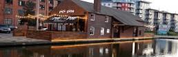 Conversion of Wharfingers Cottage into Piri Fino Restaurant, Walsall