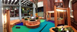 Birmingham Children's Hospital | Sensory Garden