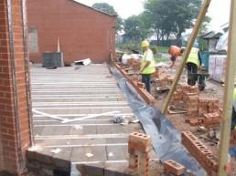 Galton Valley Brickwork in Birmingham